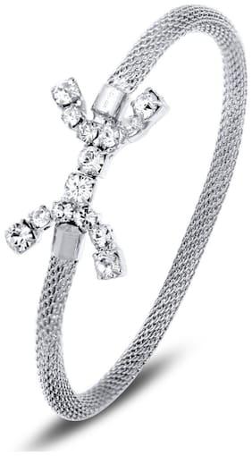 Silver Alloy Bracelet