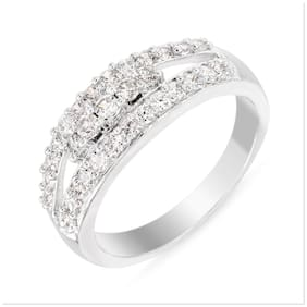 Silver Alloy Ring