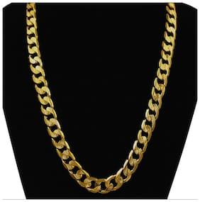 Men's Gold Plated Heavy Chain