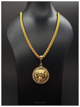 Alloy Gold Chain