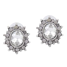 MissMister Silver Stud For Women