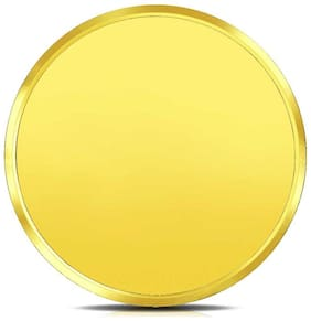 Om Gold Coin 0.1 g 999 Purity Gold Coin