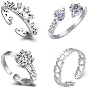 Grey Brass Ring