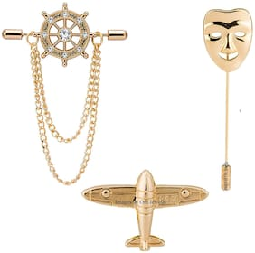 Alloy Gold Jewellery Sets