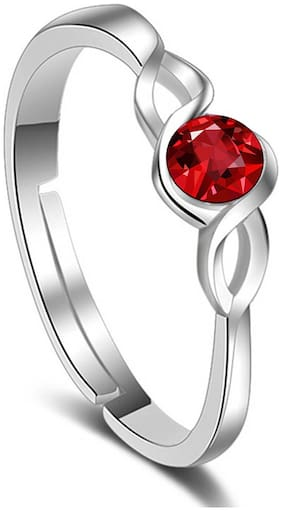 Red Alloy Ring