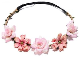 OOMPH Alloy Hairband For Women