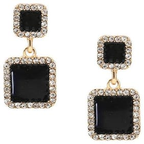 OOMPH Women Alloy Layered  Style Earring