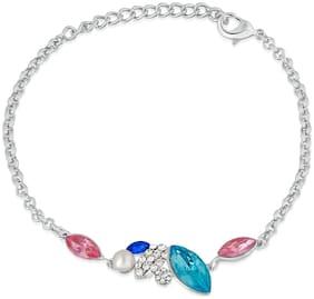 Multi Alloy Link Bracelet