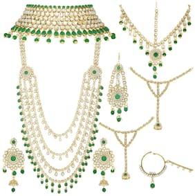 Peora Bridal Set For Women