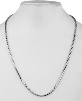 Alloy Silver Chain