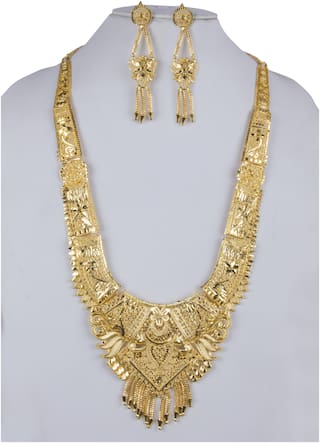 Piah Fashion Wedding Party Collection Jewellery Neckalce Sets for Women