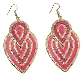 RABIA TAJ PEARL & ARTS Designer Drop Dangle Earrings
