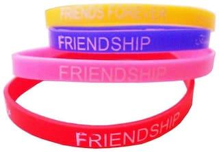 Radium Friendship Band Set of 4