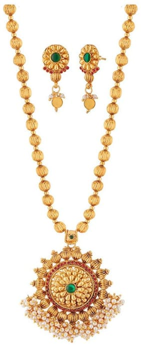 5b157dee6ea54 Necklace Set With Price -Buy Designer Necklace Sets for Women Online ...