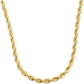 Rope Heavy Chain for Men by Fast Delight