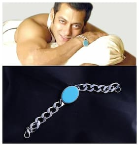 Salman Khan Bracelet for Salman Khan Fans Best Quality Slaman Bracelet for Men