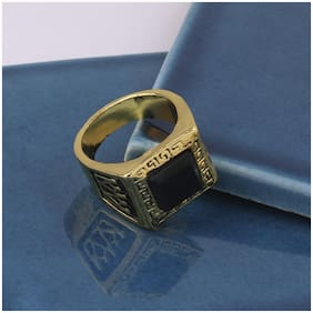 Alloy Gold Ring