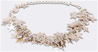 Silver Star Women Bracelet