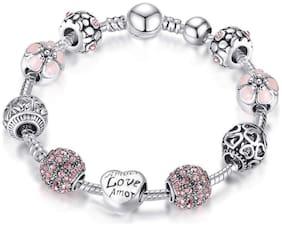 STYLISH TEENS Beautiful Funky Charm Bracelet for Women & Girls
