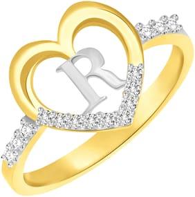 Gold Brass Ring