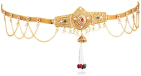 Sukkhi Alluring Gold Plated Kamarband For Women