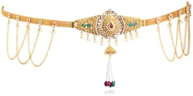 Sukkhi Classy Gold Plated Kamarband For Women