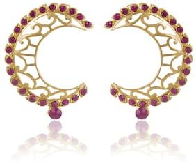 Sukkhi Designer Gold Plated Earring For Women