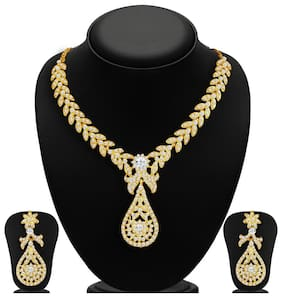 b1f19020a7 Necklace Set With Price -Buy Designer Necklace Sets for Women Online ...