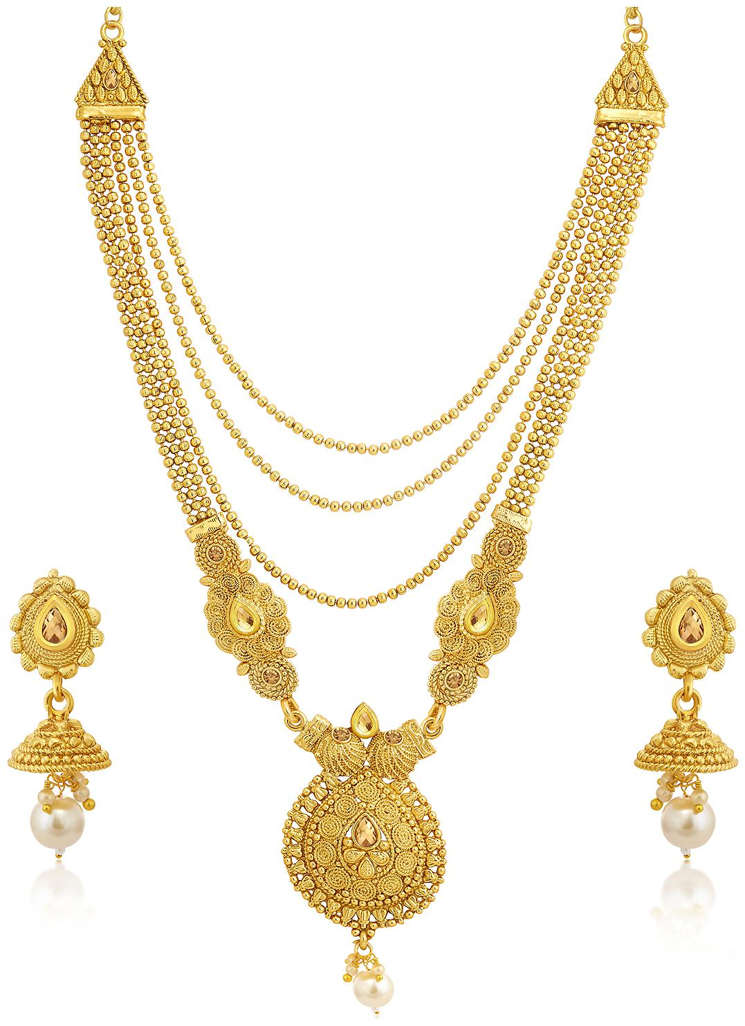 Pearl Necklace - Buy Pearl Necklace for Women Online at Paytm Mall