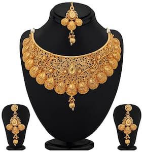 c6dffb77c Necklace Set With Price -Buy Designer Necklace Sets for Women Online ...