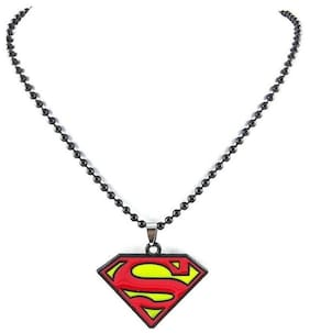 Superman Locket Pendent