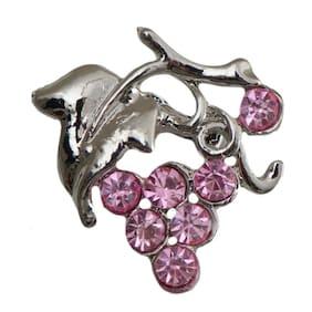 Taj Pearl Designer small Brooches