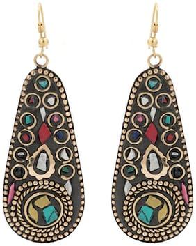 Three Shades Earrings ForWomen