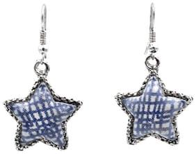 Three Shades Stylish Fancy Party and Daily Wear Jewellery Earring for Girls & Women;Hot & Trendy Earrings 902