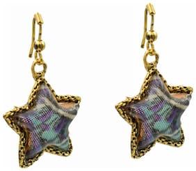 Three Shades Stylish Fancy Party and Daily Wear Jewellery Earring for Girls & Women;Hot & Trendy Earrings 897