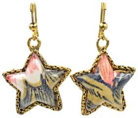 Three Shades Stylish Fancy Party and Daily Wear Jewellery Earring for Girls & Women;Hot & Trendy Earrings 890