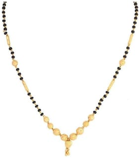 Traditional Mangalsutra Kalash Designer Artificial (Gold)