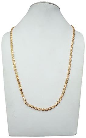 Trendeela.Com Fiona Gold Plated Designer Bead Chain For Women