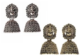 Earrings Online Upto 80 Off On Designer Earrings Jhumka Gold