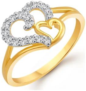 Vighnaharta Gold Ring