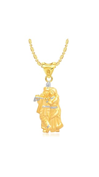Buy vk jewels radha krishna pendant gold and rhodium plated p1357g vk jewels radha krishna pendant gold and rhodium plated p1357g vkp1357g aloadofball Image collections