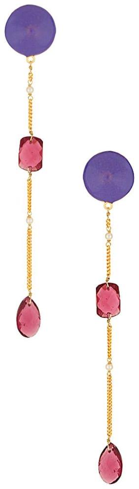 Voylla Alloy Earrings For Women