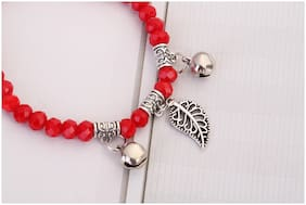 Imported Christmas Special Red Charm Bracelet