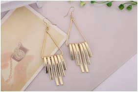 Imported Drop Sheet Metal Earrings