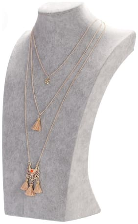 Imported Tassle Necklace