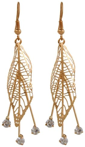 YouBella Presents L'amore Collection Designer Earrings for Girls and Women