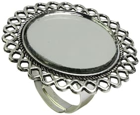 Silver Sterling Silver Ring