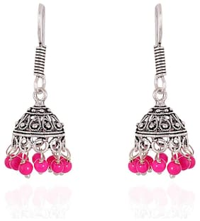 Zcarina Lightweight Daily use Jhumki Earring for Girls and Women