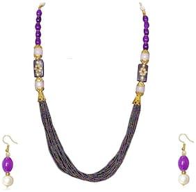 Beads Purple