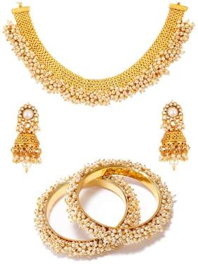 Gold Alloy Bangle